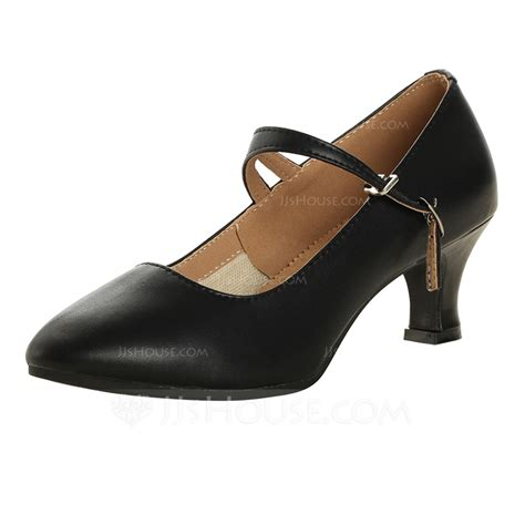 character house shoes women s real leather pumps character shoes with ankle strap dance shoes 053113228 dance
