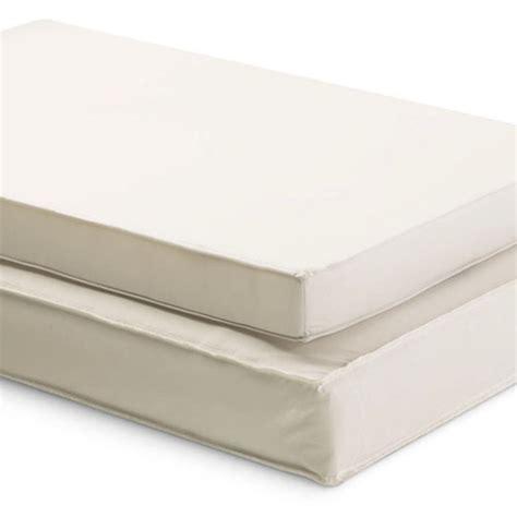 Compact Crib Mattress Foundations Duraloft 2 Innspring 4 Quot Compact Crib Mattress In White Item 767 95svw5 01