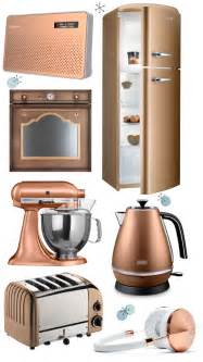 copper kitchen appliances and gadgets about tech