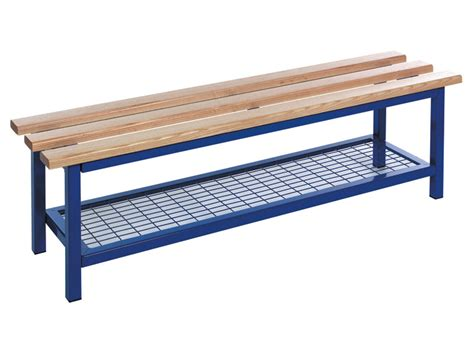 changing bench single sided bench cloakroom changing room benches