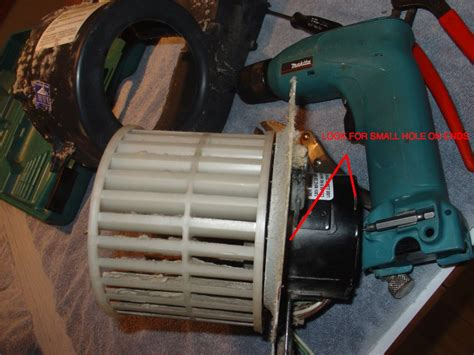 remove nutone bathroom fan how do i remove the plastic fan blade from a model ls 80