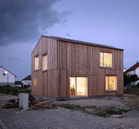 Einfamilienhaus Architektur by Einfamilienhaus Fesselet Krulz Architekten