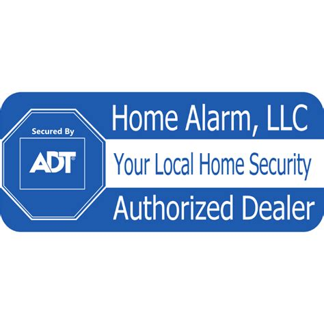 home alarm llc authorized adt dealer at 7733 palm st