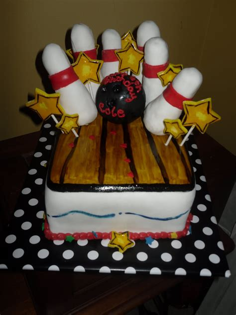 Bowling Decorations Ideas by Bowling Cakes Decoration Ideas Birthday Cakes