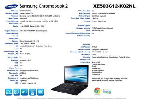 Harga Acer Chrome samsung chromebook 2 11 6 chromebook berbasis intel