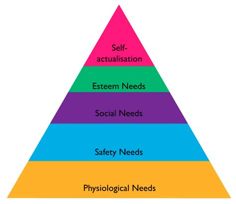 image result for maslow hierarchy of needs applied phsychology 1