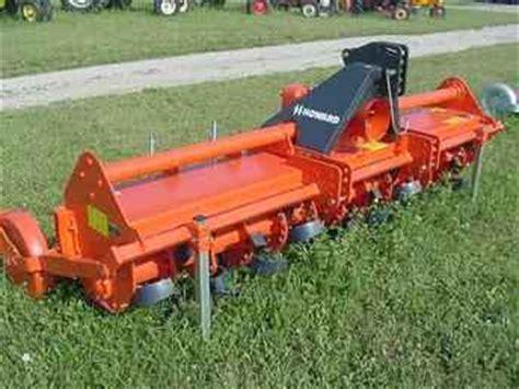 Used Farm Tractors For Sale Howard Hr 41 Rotavator 2005