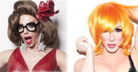 Alyssa Edwards And Detox by Rainhas De Rupaul S Drag Race Ganham Spin