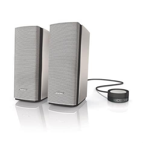 Speaker Bose Companion ร ว ว ลำโพง bose companion 20 speakers c20 ลำโพงคอมพ ส ดหร ใช พ นท น อย bose companion