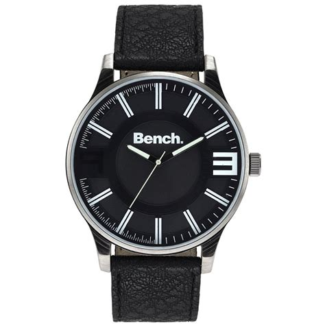 bench watches mens bench watch black bc0401lblbk cheapest bc0401lblbk bench