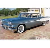 1959 Pontiac Bonneville 1958 Chieftain And 1960