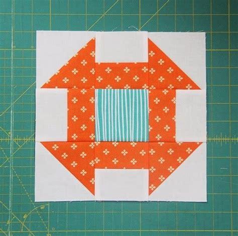 Churn Dash Quilt Block Pattern by Churn Dash Block Tutorial Makes 9 5 Quot Unfinished Block