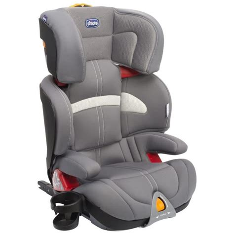 siege auto groupe 1 2 3 isofix inclinable chicco si 232 ge auto oasys 2 3 fixplus grey groupe 2 3