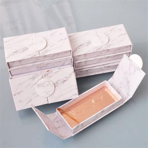 wholesale false eyelash packaging box lash boxes packaging