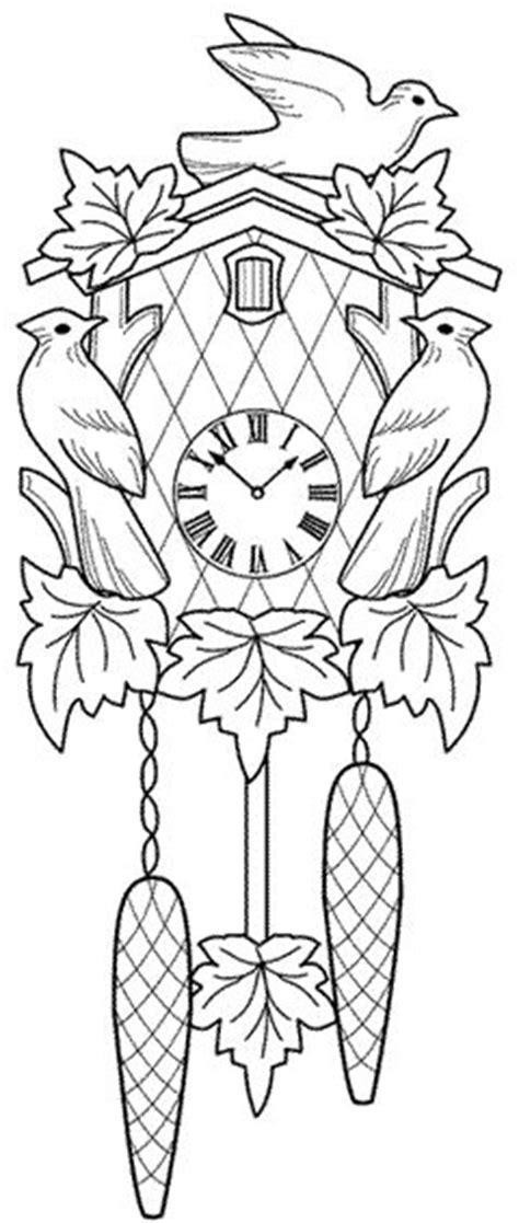 printable cuckoo clock template 7 best german folk art images on pinterest art google