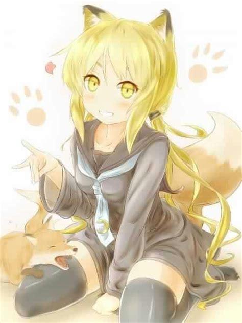 Anime 9 Tailed Fox by Japanese Mythology Kitsune The Nine Tailed Fox Anime Amino