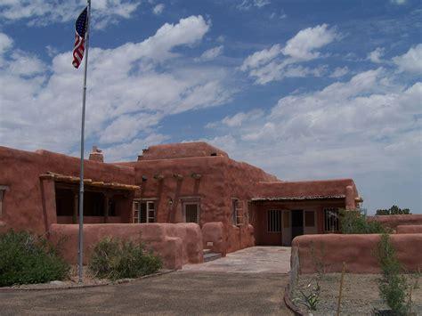 pueblo revival houses in santa fe restoration design american style santa fe the pueblo revival
