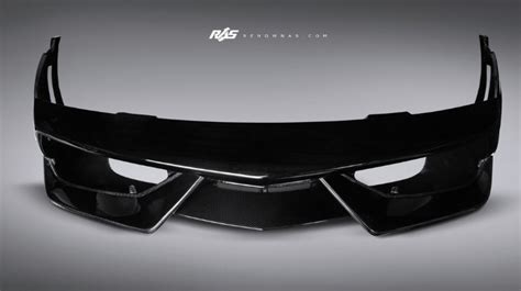 aftermarket lamborghini parts lamborghini carbon fiber parts released by renown