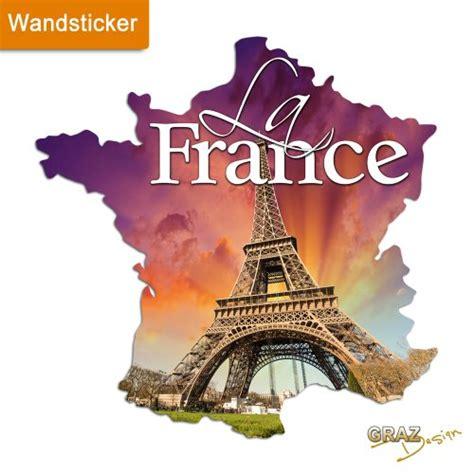 Wandtattoo Kinderzimmer Frankreich by Verschiedene Wandtattoo Skyline Mit Eifelturm