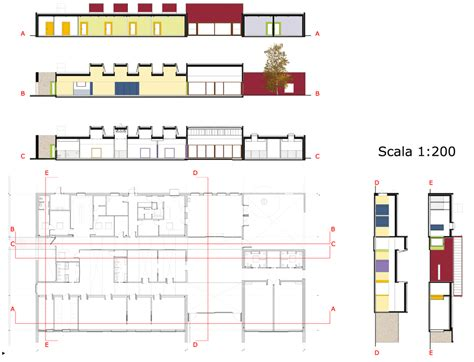 nursery school floor plan architecture photography floor plan sections 49632