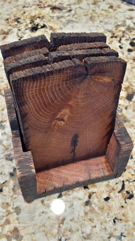 rustic craft projects coastersreclaimed barnwood reclaimed barns wood