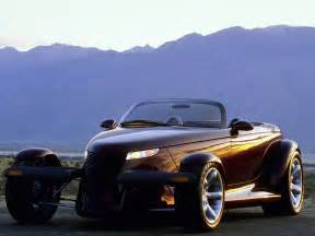 Chrysler Sports Cars 2014 Plymouth Prowler Concept 1993 Concept Cars