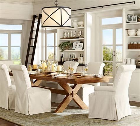 Hamptons style dining room. Get the look for your home