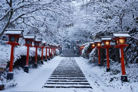 kyoto attractions  visit  japans winter season