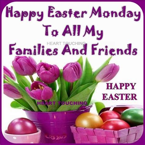 happy easter monday to my friends and family pictures