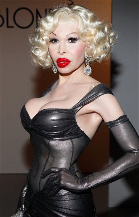 Amanda Lepore To Appear In Buzzworthy New by Amanda Lepore Photos Photos The Blonds Front Row