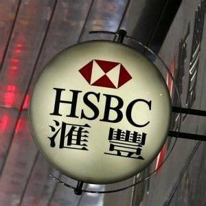 hsbc filiali in italia hsbc lascia londra e sceglie parigi un altro trasloco per