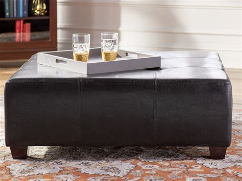 black tufted ottoman coffee table tufted ottoman coffee table design images photos pictures