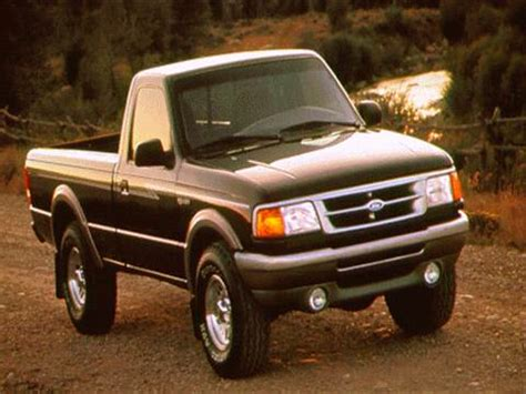 blue book used cars values 1995 ford f250 parking system 1997 ford ranger regular cab pricing ratings reviews kelley blue book