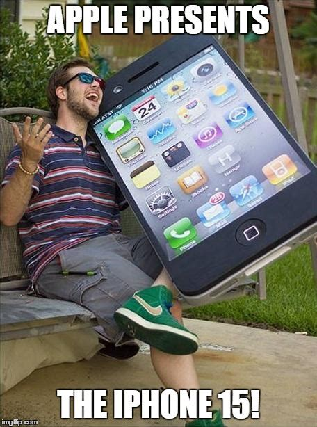Make A Meme Iphone - giant iphone imgflip