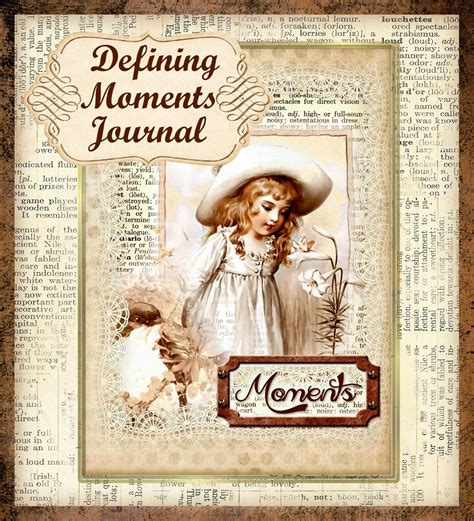 Book Review The Journal Of Mortifying Moments By Robyn Harding by Defining Moments Vintage Dictionary Mini Book Junk Journal 22