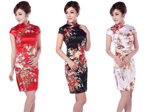 Dress Model Style Black White Impor traditional dress sleeve flowers