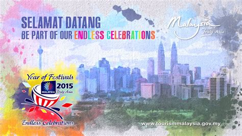 new year 2015 malaysia events malaysia year of festivals 2015