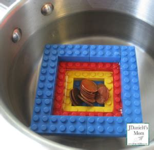 whatever floats your boat science project preschool science how long will a lego boat float