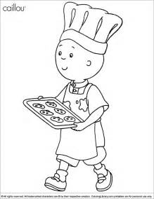 pics photos coloring pages caillou coloring pages 038 caillou free printable