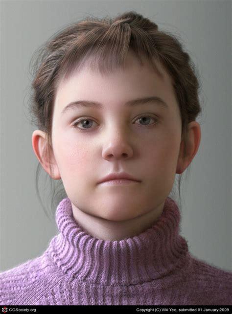 3d tiny girl 3d animation greg s media