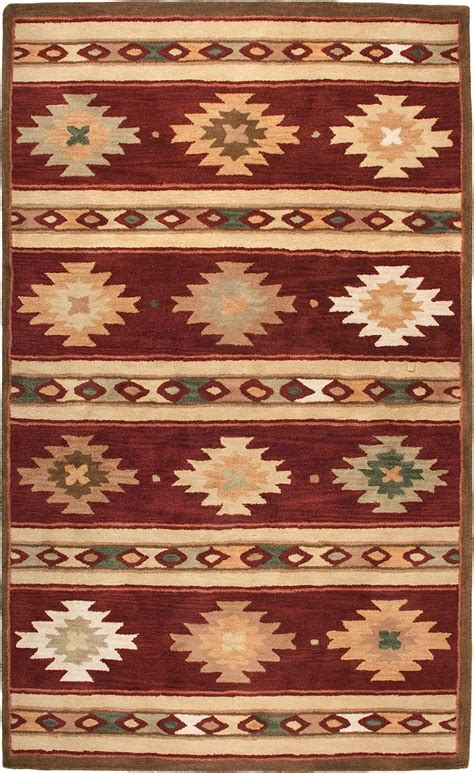 Southwest Rugs On Sale by Rizzy Rugs Southwest Southwestern Lodge Area Rug