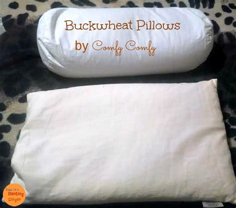 Buckwheat Pillow Reviews by Buckwheat Pillows From Comfycomfy Review Giveaway Can
