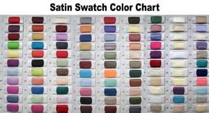 satin color satin swatch color chart xiamen kingxin imp exp trading