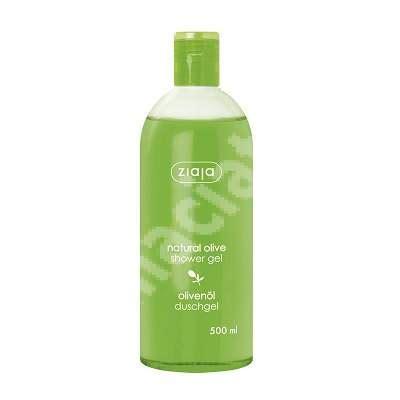 Eternal Plus Dus Ukuran 500ml gel de dus cu ulei de masline 500 ml ziaja 5901887033172 medicamente recomandate pentru