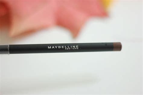 Maybelline Fashion Brow Duo Shapener maybelline fashion brow pencil brown review