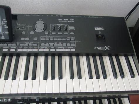 Keyboard Korg Pa Series korg pa3x 76 image 480760 audiofanzine