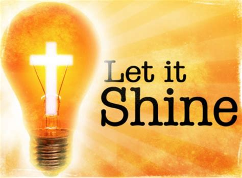 Let Your Light Shine Fellowship Live Bismarck Nd Church How Brightly