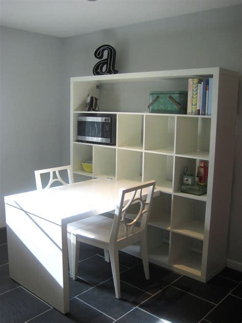 expedit desk white expedit shelving unit for ordered inventory records