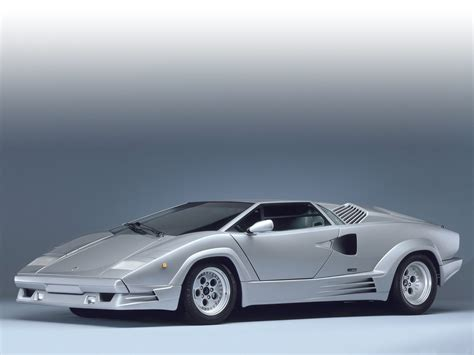 1989 Lamborghini Countach 1989 Lamborghini Countach 25th Anniversary Pictures