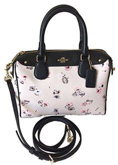 Coach Small Bennet Chalk coach f57545 lexy shoulder bag in pebble leather silver